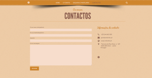 Website Toinito - CONTACTOS