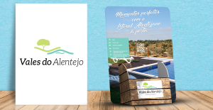 Vales do Alentejo Display Mock